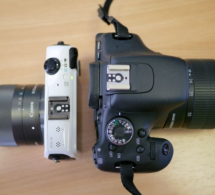 canon_eos_m_vs-_canon_eos_600d_top_view
