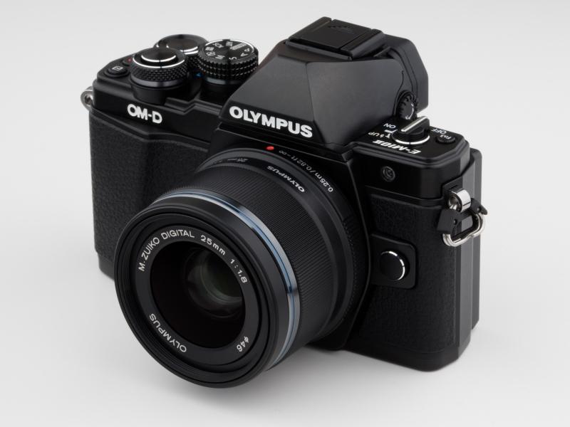 Olympus M10. Ein Favorit auf der must have Liste.